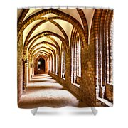 Cloister Arches Shower Curtain