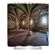 Cloisters Vii Shower Curtain