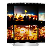 Close Encounters Shower Curtain
