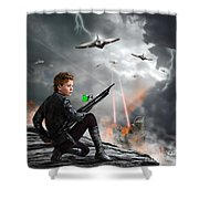 Close To The Edge - Yes Shower Curtain