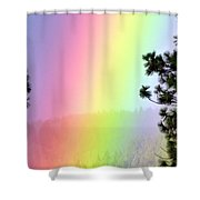Close To The Pot Of Gold Shower Curtain