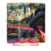 Closed For A Time Shower Curtain