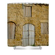 Closed For Business Shower Curtain