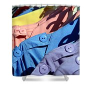Clothes Street Sale Shower Curtain