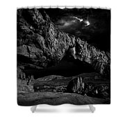 Cloud 137 Shower Curtain