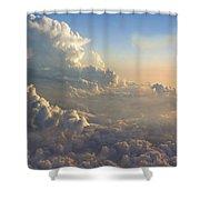 Cloud Bank Shower Curtain