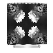 Cloud Generator Shower Curtain