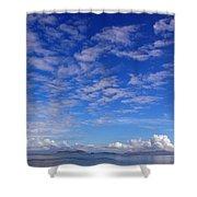 Cloud N Sky 3 Shower Curtain