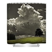 Cloud No.9 Shower Curtain