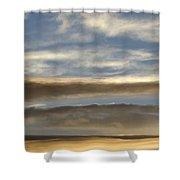 Cloud Series 25 Shower Curtain