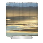 Cloud Series 27 Shower Curtain