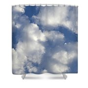 Cloud Series 4 Shower Curtain