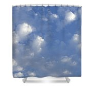Cloud Series 8 Shower Curtain