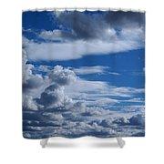 Cloud Ten Shower Curtain