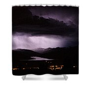 Cloud To Cloud Shower Curtain