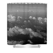 Cloudcaps Shower Curtain