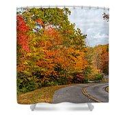 Cloudland Beauty Shower Curtain