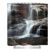 Cloudland Falls Shower Curtain