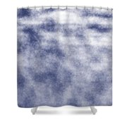 Clouds 02 Shower Curtain