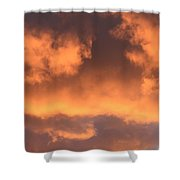 Clouds 1 Shower Curtain