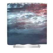 Clouds 11 Shower Curtain