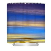 Clouds 288 Shower Curtain