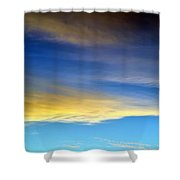 Clouds 301 Shower Curtain