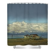 Clouds Of My Mind Shower Curtain