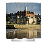 Club House St Andrews  Shower Curtain