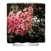 Clump Of Flowers Shower Curtain