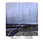 Clydebank Panorama Shower Curtain