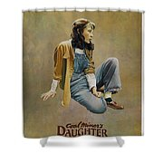 Coal Miner's Daughter  Shower Curtain