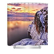 Coast 12 Shower Curtain