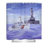 Coast Guard 40300 Shower Curtain
