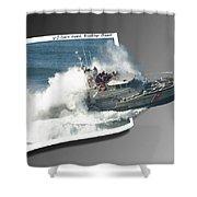 Coast Guard Shower Curtain