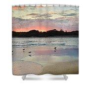 Coastal Beauty Shower Curtain