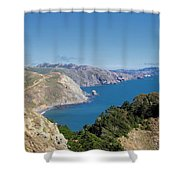 Coastal Beauty Shower Curtain
