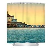 Coastal Cold Shower Curtain