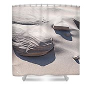 Coastal Dunes In Holland 1. Shower Curtain