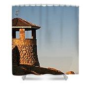 Coastal Overlook Shower Curtain