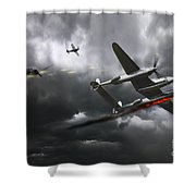 Cobra Strike Shower Curtain