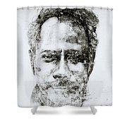 Urban Art Of Cochin Shower Curtain