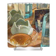 Cocktail Party 2 1211 Shower Curtain