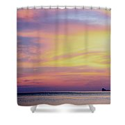 Cocktails And Dreams  Shower Curtain