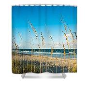 Cocoa Beach Shower Curtain
