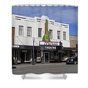 Cody Wyoming Theater Shower Curtain
