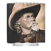 Cody - Western Gentleman Shower Curtain