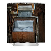 Coffield Washer Shower Curtain