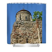 Colchester Castle Shower Curtain