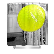 Cold Birthday Shower Curtain